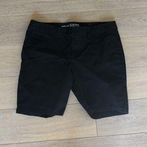 Black Gap Shorts